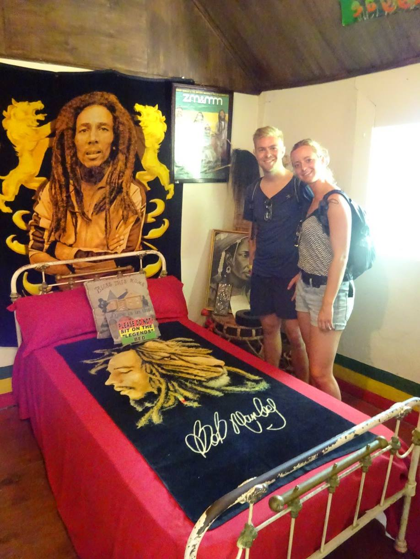 Mausoleum Bob Marley Nine Mile Rappa Rasta Tours Jamaica