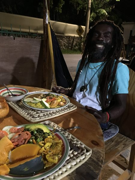 Local food Jamaica tour guide