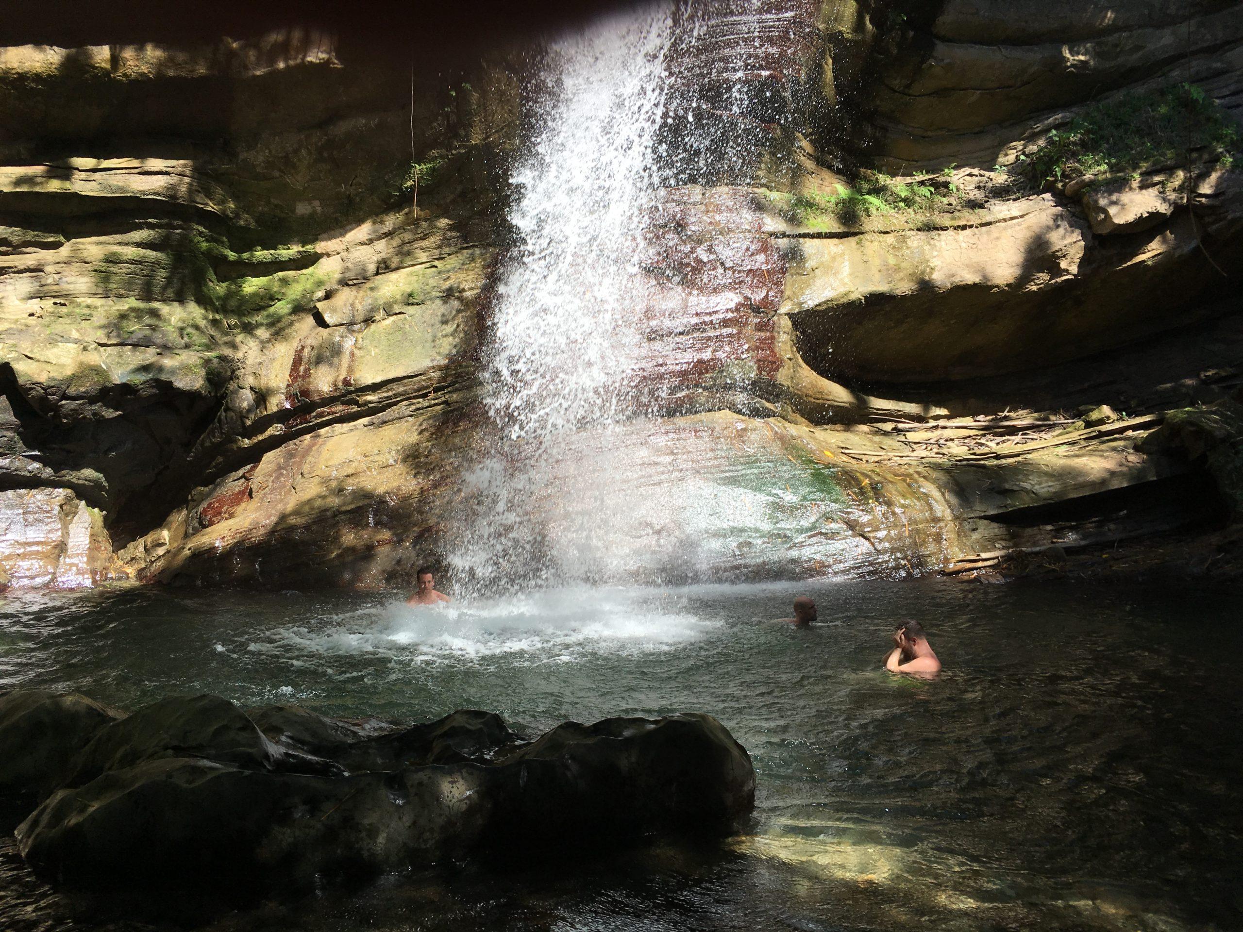 Nanni Falls