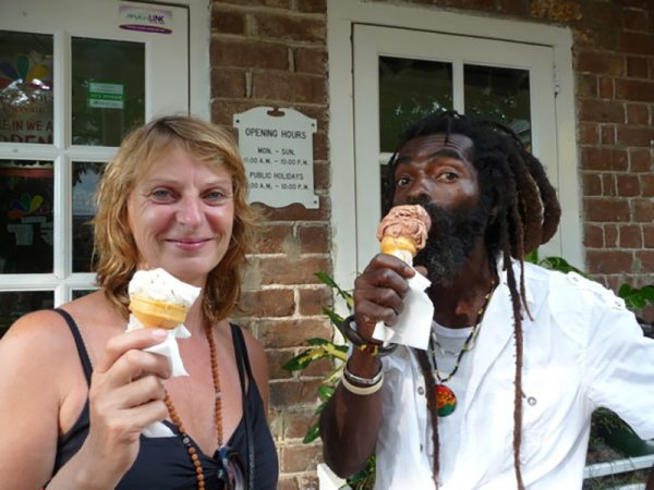 ice cream Devon House_Rappa Rasta Tours
